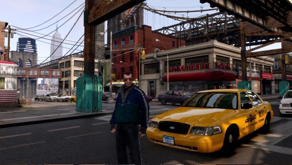 GTA 4 игра шедевр