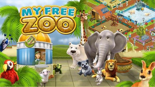 MyfreeZoo игра