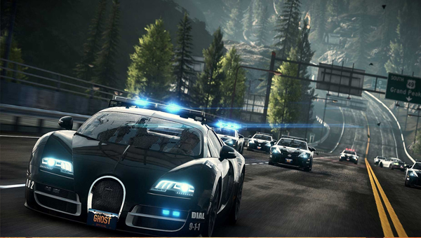 Need for Speed Rivals гонка на пк