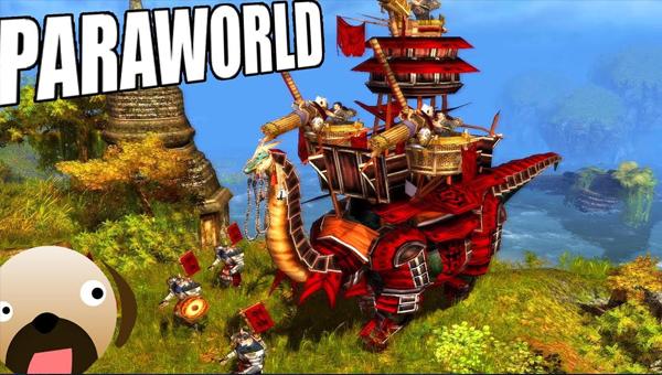 ParaWorld стимулятор динозавров