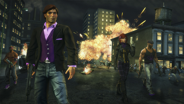 SAINTS ROW клон гта5