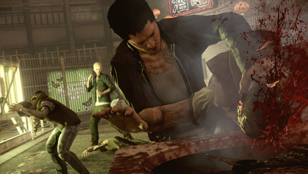 SLEEPING DOGS игра
