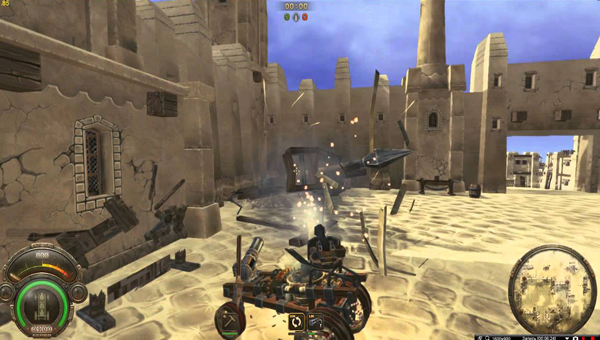 Steam Battle игра