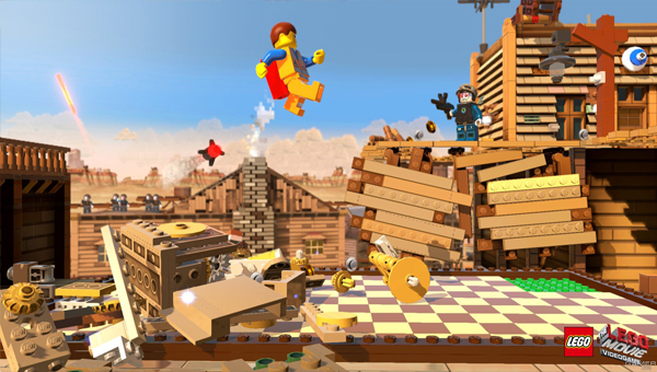 игра THE LEGO MOVIE VIDEOGAME
