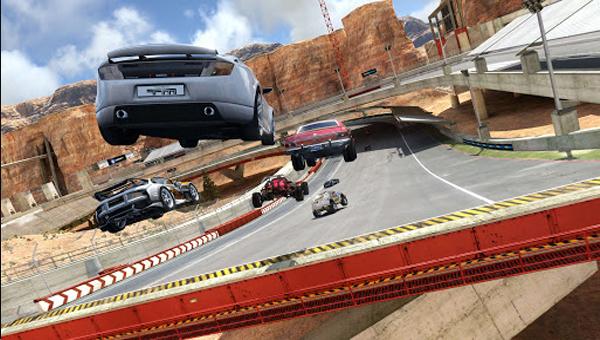 TrackMania 2 гонка на пк