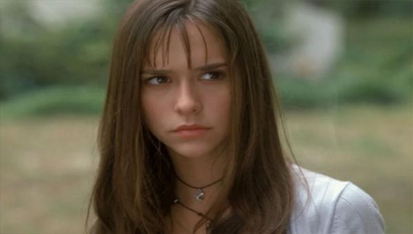Джули Джеймс, снявшаяся в хорроре 1997 г.