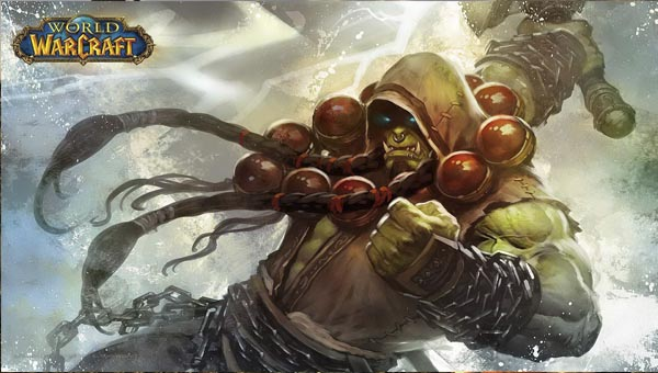World of Warcraft игра