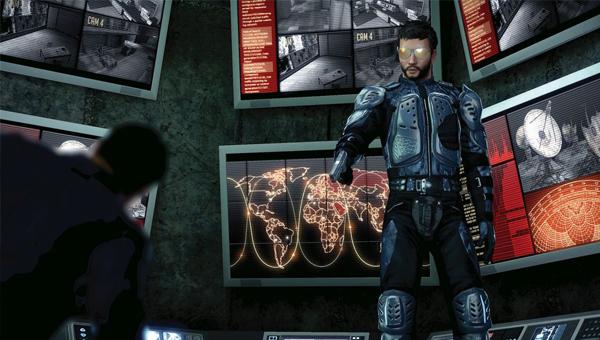 Alpha Protocol игра