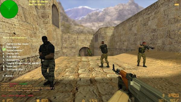 Counter-Strike игра