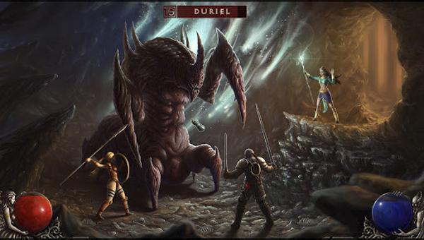 Diablo II игра