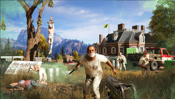 Far Cry (част пятая) игра