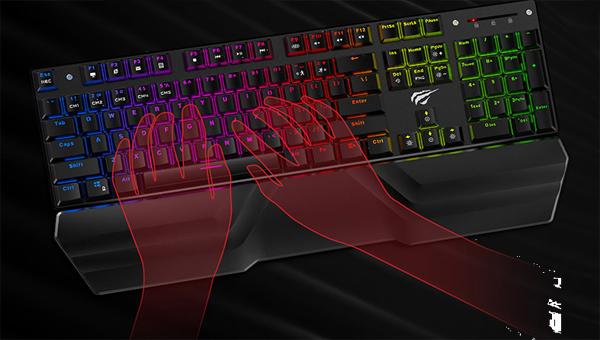 HAVIT – механическая клавиатура