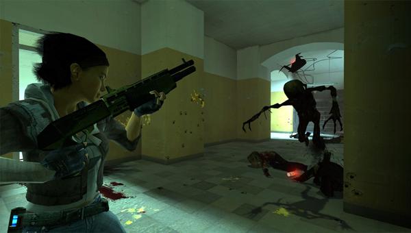 Half-Life 2 игра