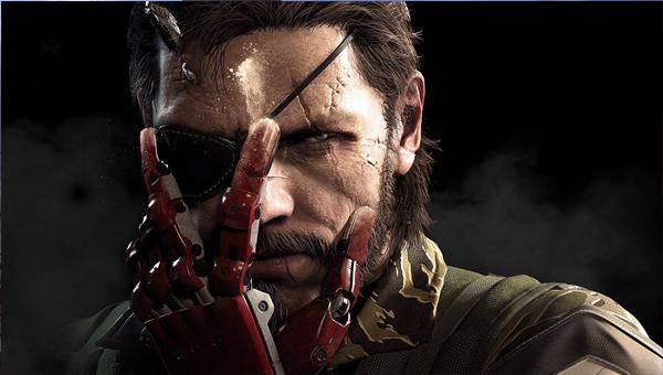 Metal Gear Solid 5: Phantom Pain игра