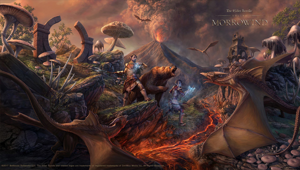 Morrowind игра