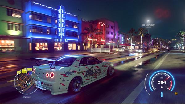 Need for Speed игра