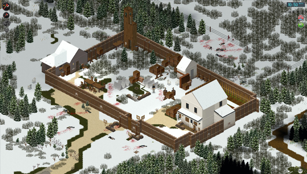 PROJECT ZOMBOID игра