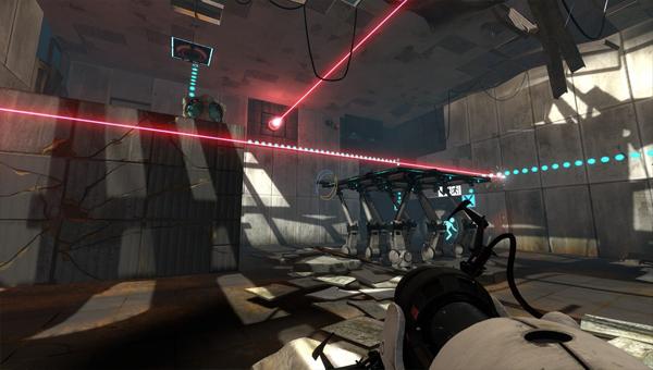 Portal 2 игра