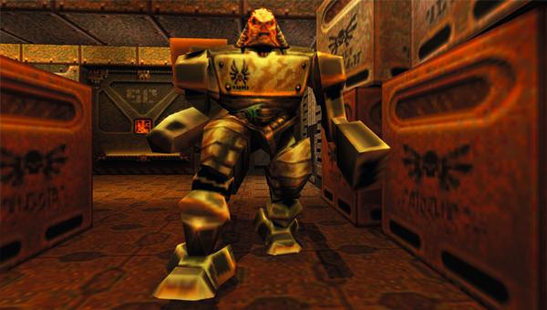 Quake II игра
