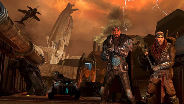 Red Faction: Armageddon игра