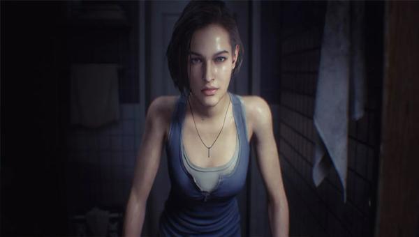 Российская модель, которая стала лицом Джилл, впервые сыграла в Resident Evil 3