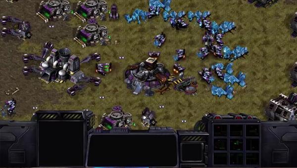 StarCraft игра