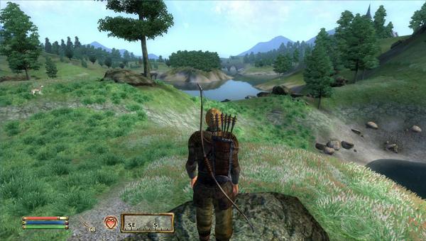 TES IV: Oblivion игра