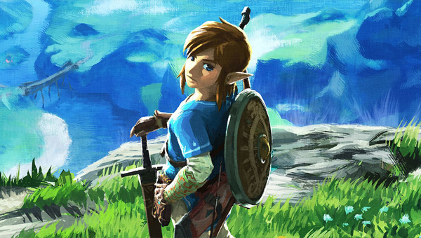 The Legend of Zelda: Breath of the Wild игра