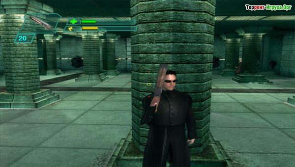 The Matrix: Path of Neo игра