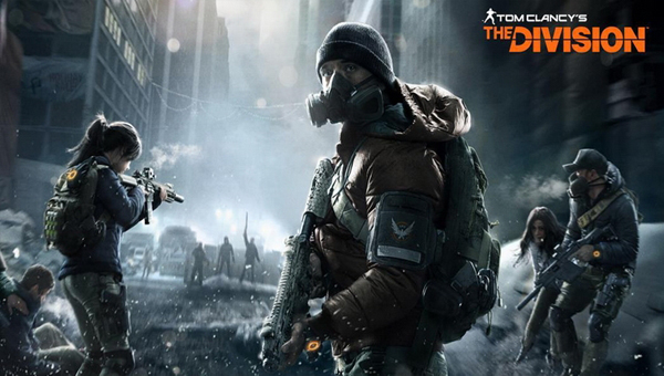«Tom Clancy's The Division» игра