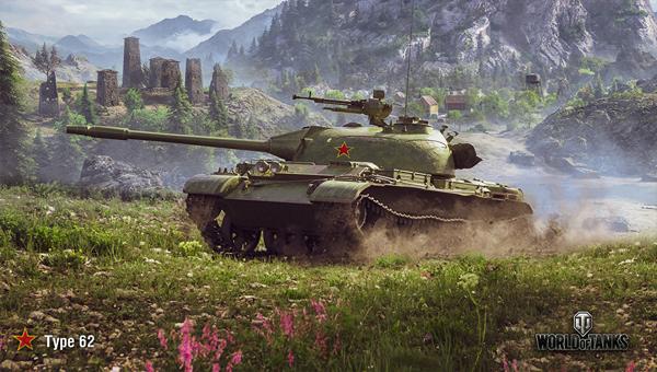 World of Tanks игра