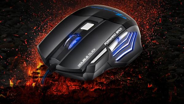 7-кнопочная игровая мышка