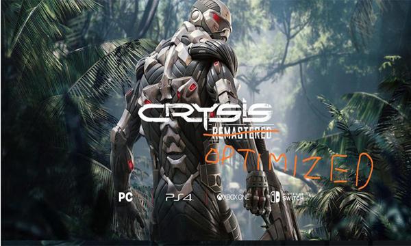 Соцсети «взорвались», официально анонсирован: ремастер первой Crysis