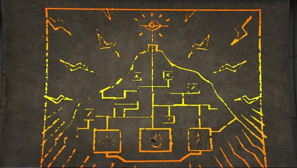 Загадка вершины Чилиад gta 5