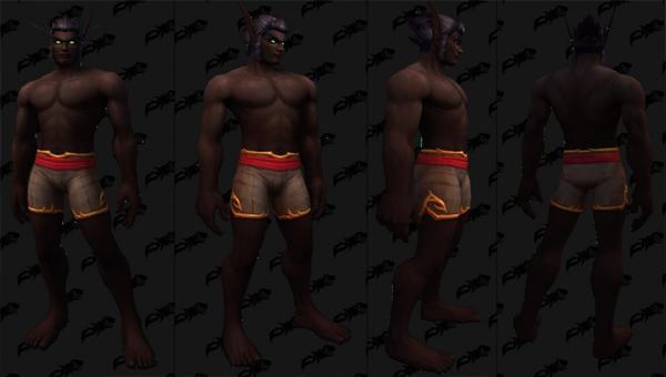 Темнокожие эльфы в игре World of Warcraft - Фанаты в ярости