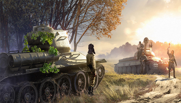 8 типов игроков в World of Tanks