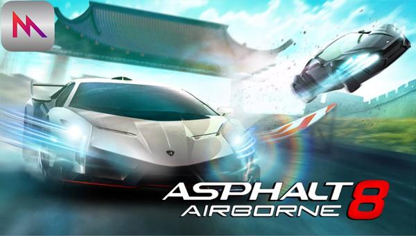 Asphalt 8: Airborne игра