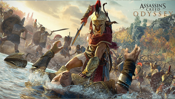 Assassin's Creed Odyssey игра