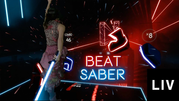 Beat Saber игра