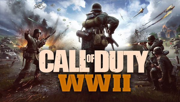 COD: WWII игра