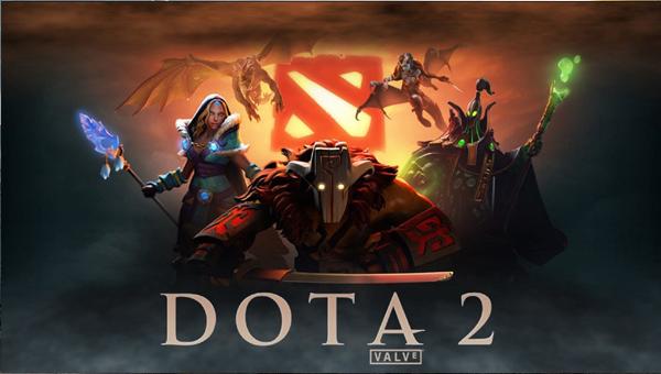 DOTA 2 игра