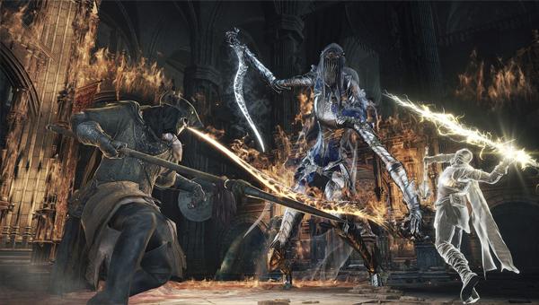Dark Souls III игра