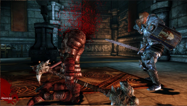 Dragon Age: Origins игра