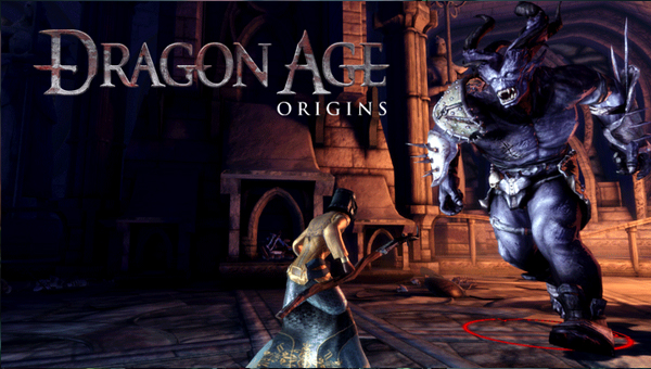 Dragon Age игра