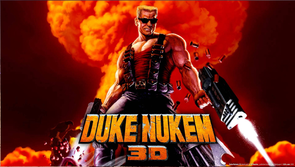 шутер Duke Nukem 3D