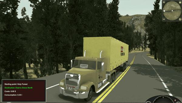 Extreme Roads USA игра