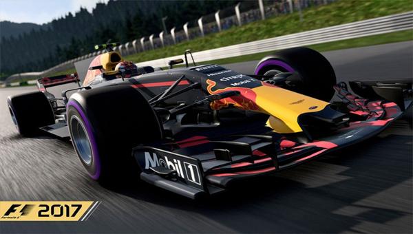F1 2017 игра