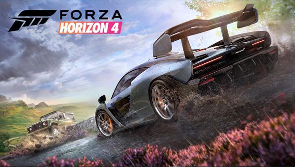 Forza Horizon 4 игра