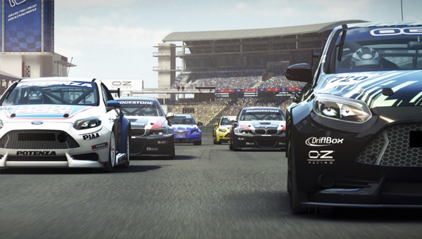 GRID Autosport игра