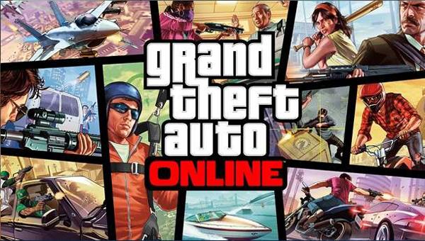 GTA Online игра